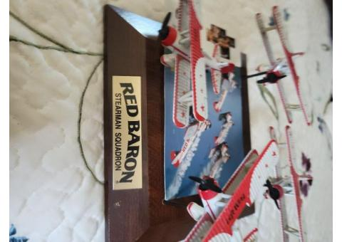 Red Baron collectable