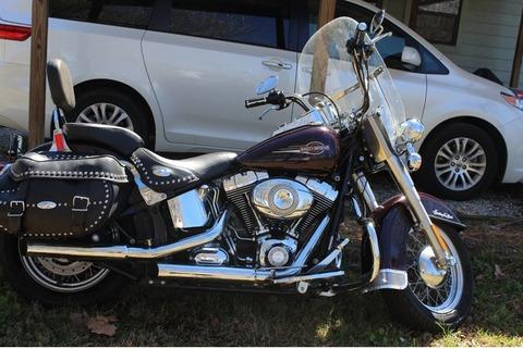 2007 Harley Davidson Heritage Softail Classic